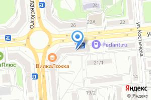Компания «Банкомат Промсвязьбанк Новосибирский филиал» на карте