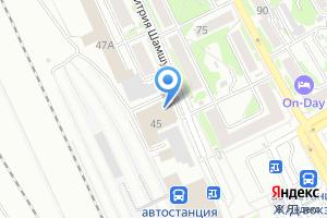 Компания «Банкомат АКБ Связь-Банк Новосибирский филиал» на карте