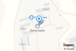 Компания «Гарант-Авто» на карте