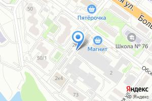 Компания «Группа Адажио» на карте