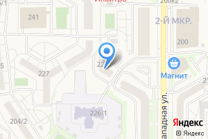 Компания «Перфектус» на карте