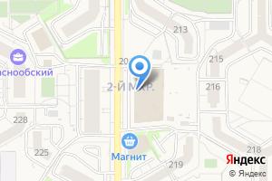 Компания «Бурасяня» на карте