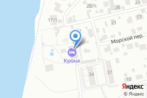 Компания «Клиника Долголетия» на карте
