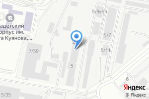 Компания «Монолит-СМ» на карте