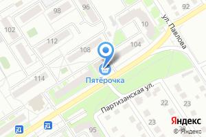 Компания «Садовый мир» на карте