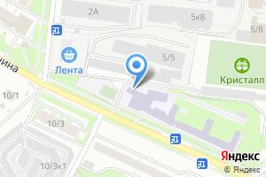 Компания «Средняя общеобразовательная школа №10» на карте