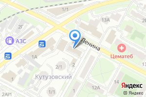 Компания «Аддинол» на карте