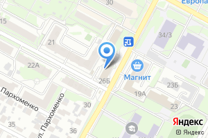 Компания «Адвокатский кабинет Золотарева Д.В» на карте