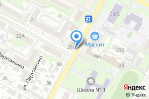Компания «Букет`Ок» на карте