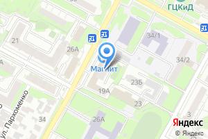Компания «НМТ, Новые Медицинские Технологии - научно-практический центр, медицинский центр» на карте