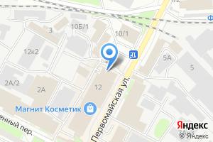 Компания «Огородник» на карте