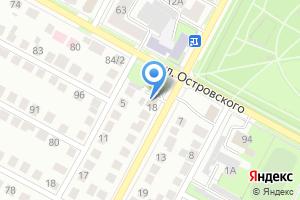 Компания «Управление капитального строительства г. Бердска» на карте
