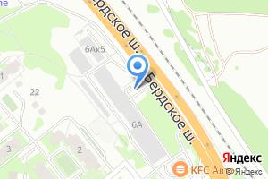 Компания «Автомаг54» на карте