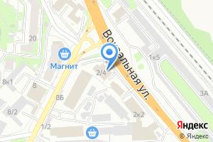 Компания «Сибирь Подшипник Сервис» на карте