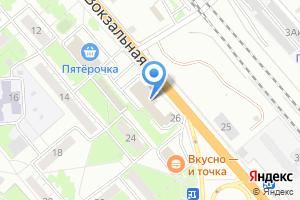 Компания «Yumi Lashes» на карте