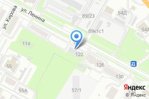 Компания «Грязи.нет» на карте