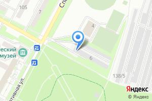 Компания «В гараже» на карте