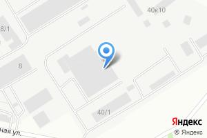 Компания «ЗЖБИ-42» на карте