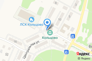 Компания «Дом культуры-Кольцово» на карте