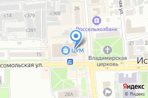 Компания «Магазин часов и подарков» на карте