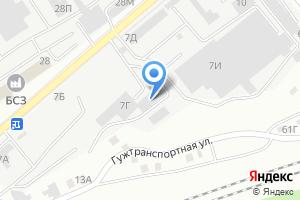 Компания «Учебный Формат» на карте