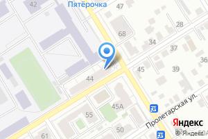Компания «Банкомат Сбербанк России Алтайское отделение №8644» на карте