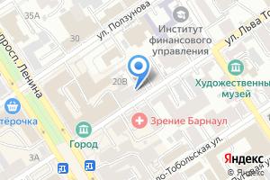 Компания «РегионГидроСнаб» на карте