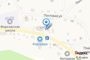 Компания «Санниковское» на карте