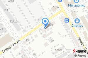 Компания «Томская объединенная техническая школа ДОСААФ России» на карте