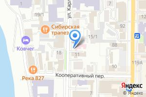 Компания «Доктор Борменталь» на карте