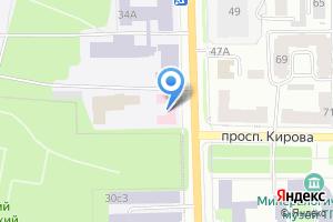 Компания «Пункт приема донорской крови Вирион» на карте