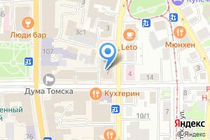 Компания «Щербинка Лифт-Сибирь» на карте