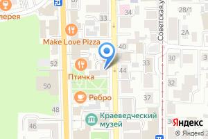 Компания «Латерна Магика» на карте