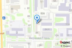 Компания «Дельта СВС» на карте