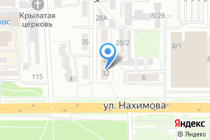 Компания «Медицинский центр доктора Москвина» на карте