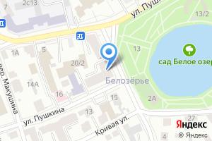 Компания «СолоКом» на карте