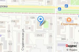 Компания «Блиндаж» на карте