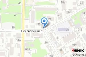 Компания «Виссманн» на карте