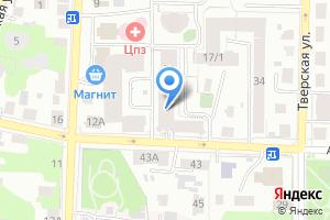 Компания «Медицинский центр Генелли» на карте