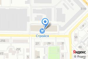 Компания «Авантел» на карте
