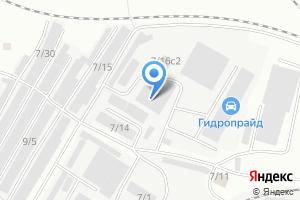 Компания «Евротрак» на карте