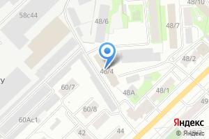 Компания «Изолятор временного содержания Управления МВД России по Томской области» на карте