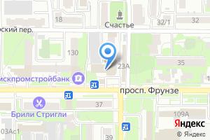 Компания «Дом Ветра» на карте