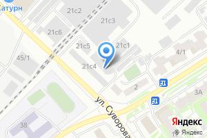 Компания «Эпицентр Тюнинга» на карте