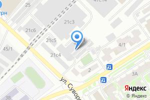 Компания «Инстал-Авто» на карте
