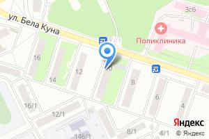 Компания «Томик» на карте