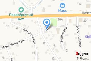 Компания «Регион-Мебель» на карте