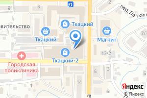 Компания «Дантист» на карте