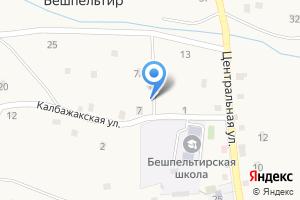 Компания «Сергей» на карте