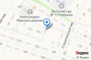 Компания «Почтовое отделение связи №80» на карте